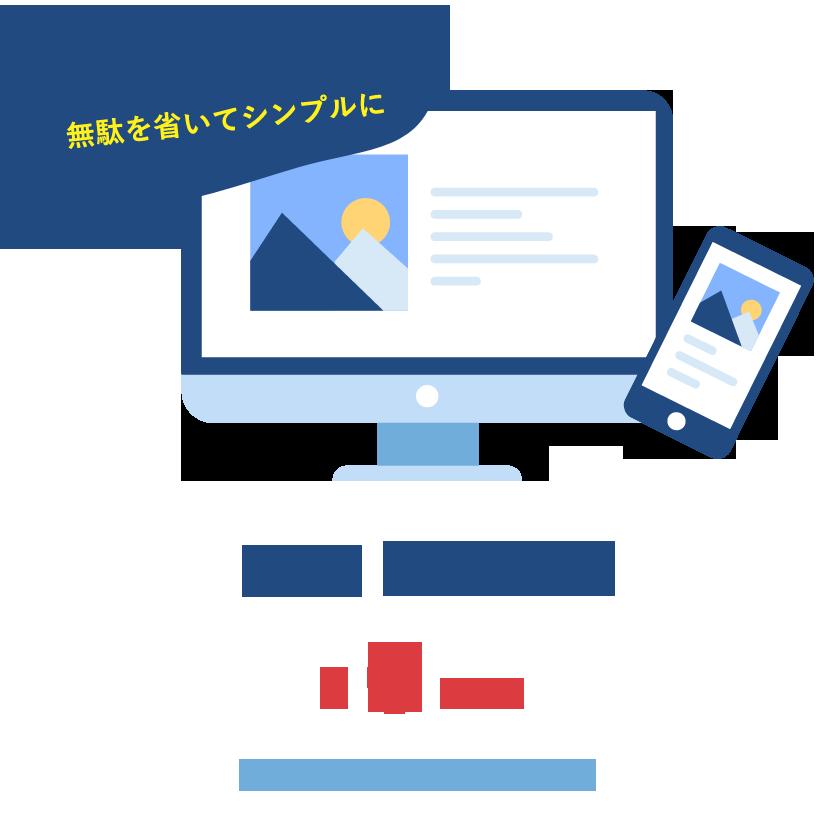 ホームページ制作 買取プラン 月額0円